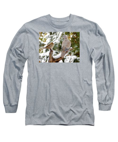 The Dove And The Swallow Long Sleeve T-Shirt
