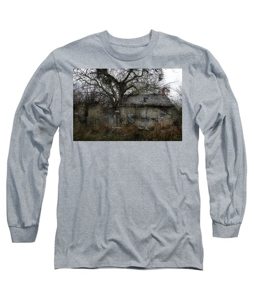 Long Sleeve T-Shirt featuring the photograph The Earth Reclaims by Jim Vance