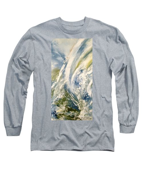 The Elements Water #1 Long Sleeve T-Shirt
