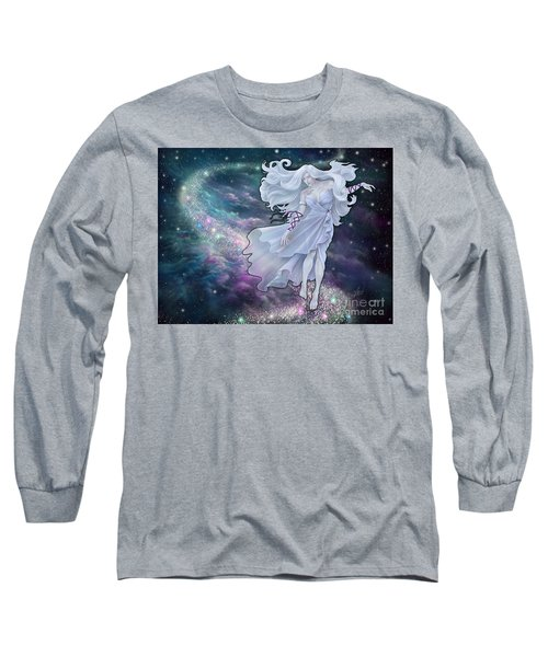 The Emancipation Of Galatea Long Sleeve T-Shirt by Amyla Silverflame