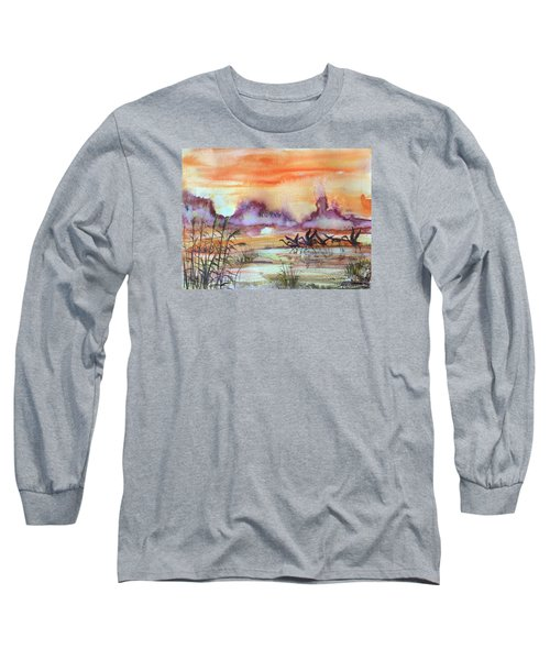 The End Of The Day 2 Long Sleeve T-Shirt