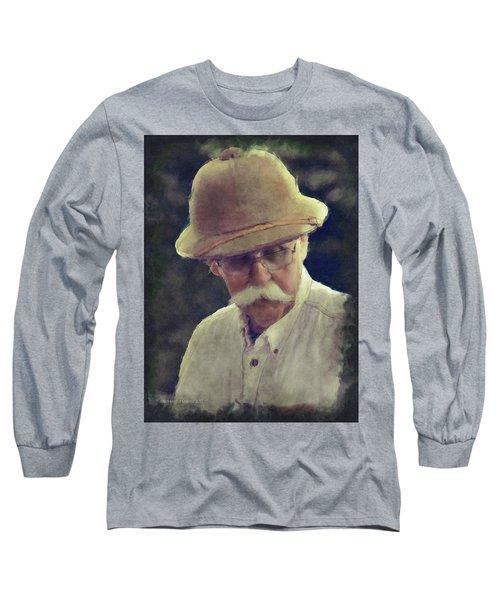 The English Gentleman Long Sleeve T-Shirt