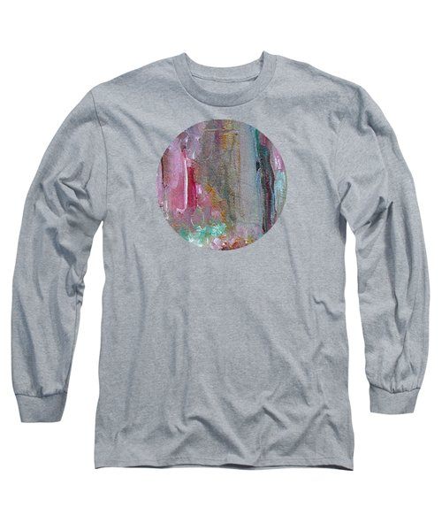 Long Sleeve T-Shirt featuring the painting The Entrance by Mary Wolf