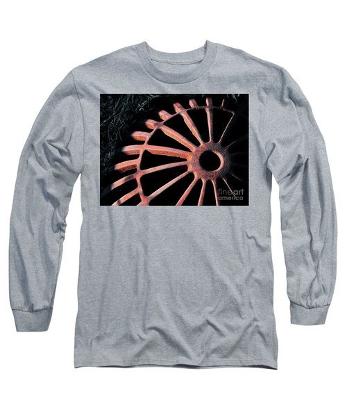 The Erosion Of Time Long Sleeve T-Shirt