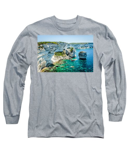 The Erosion Long Sleeve T-Shirt