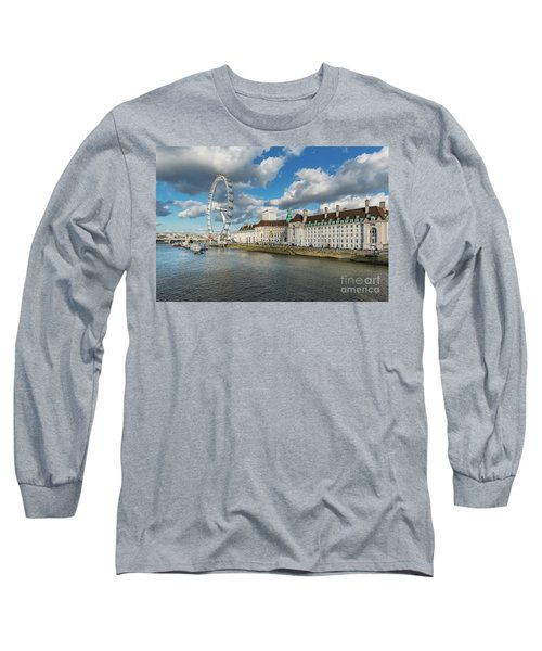 The Eye London Long Sleeve T-Shirt