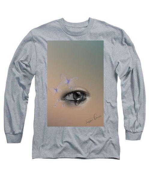The Eyes Don't Lie Long Sleeve T-Shirt