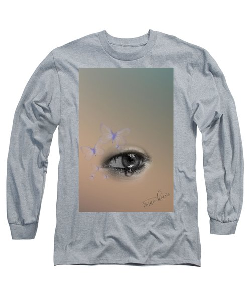 The Eyes Don't Lie Long Sleeve T-Shirt