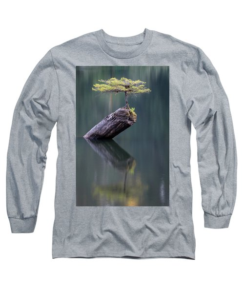 The Fairy Tree Long Sleeve T-Shirt by Keith Boone