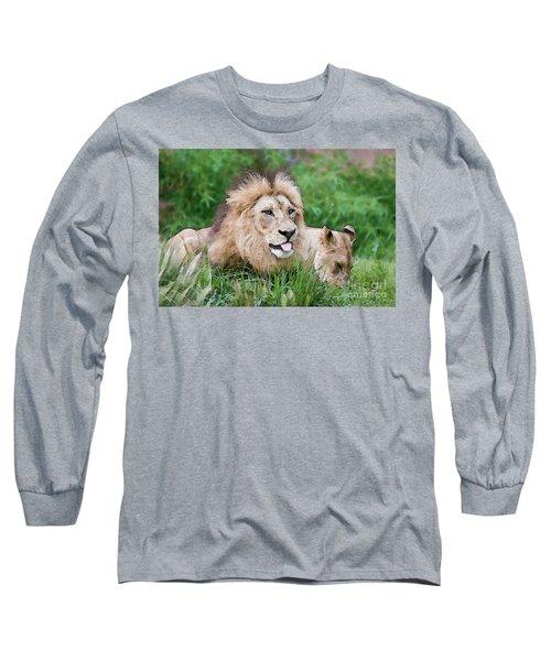 The Family Long Sleeve T-Shirt