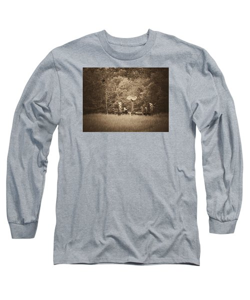 A Farmer's Field Long Sleeve T-Shirt