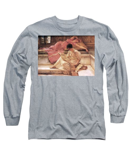 The Favorite Poet Long Sleeve T-Shirt