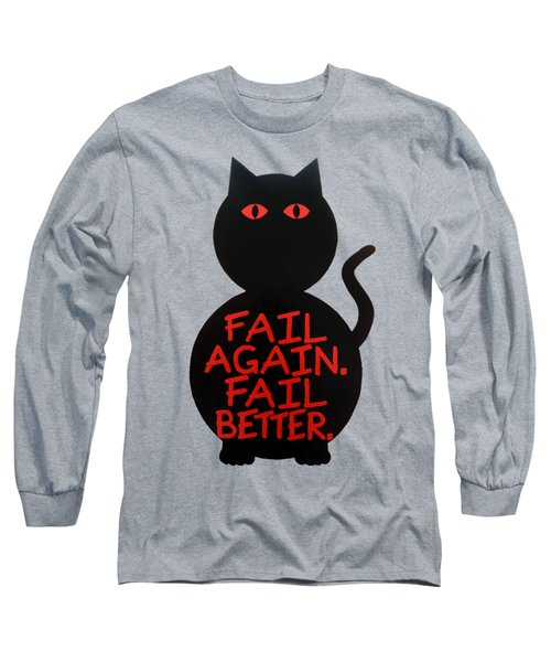 The Fearline Of Failure Remix Long Sleeve T-Shirt