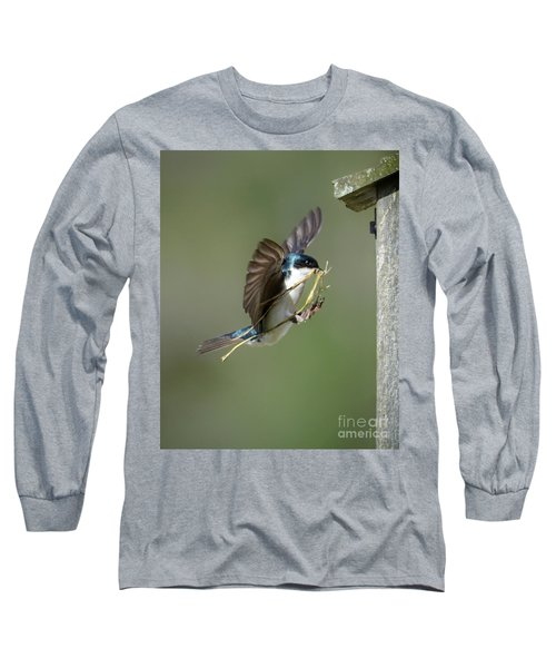 The Finishing Touches Long Sleeve T-Shirt