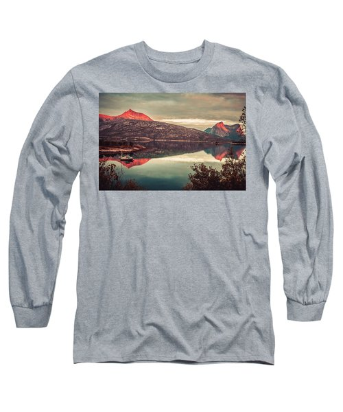 The Flames Long Sleeve T-Shirt