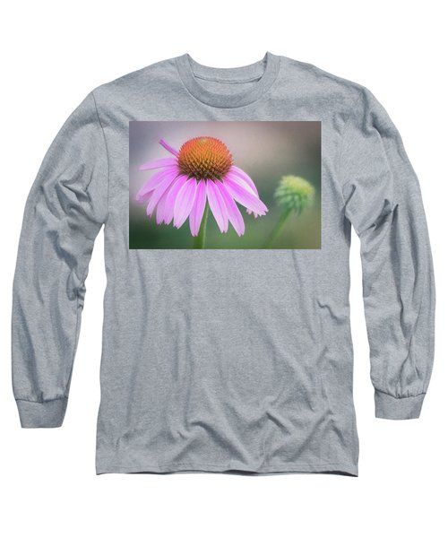 The Flower At Mattamuskeet Long Sleeve T-Shirt