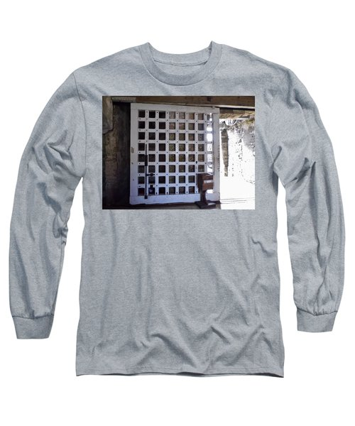 The Fort Door Long Sleeve T-Shirt