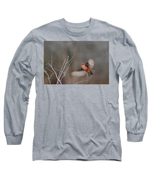 The Full Monty Long Sleeve T-Shirt