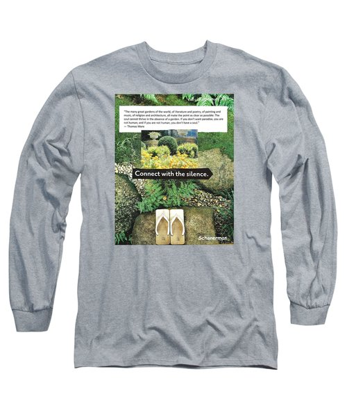 The Garden Of The Soul Long Sleeve T-Shirt