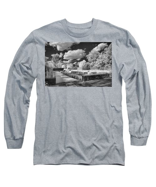 The Gardens In Ir Long Sleeve T-Shirt by Michael McGowan