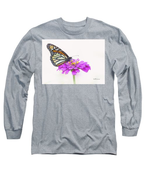 The Garden's Visitor Long Sleeve T-Shirt
