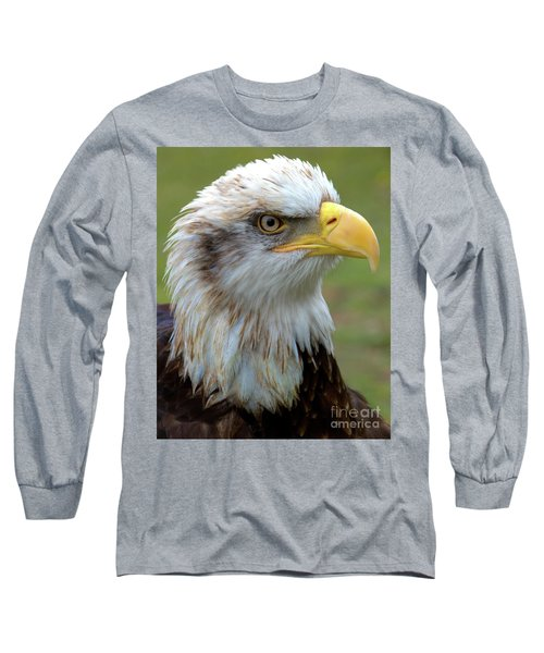 Long Sleeve T-Shirt featuring the photograph The Gaurdian by Stephen Melia