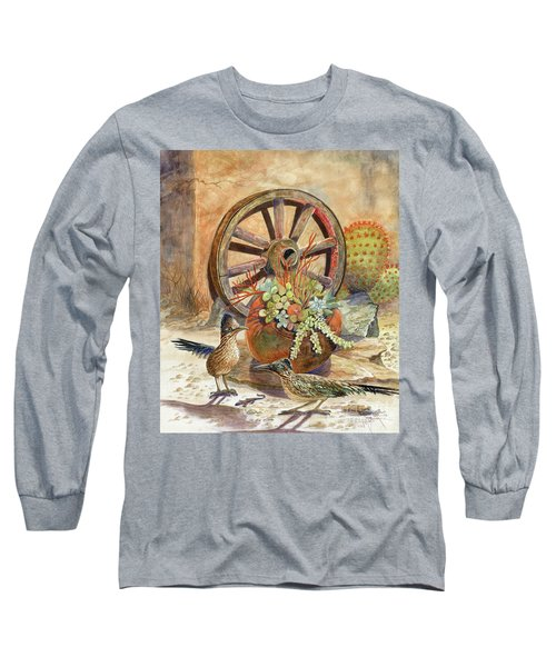 The Gift Long Sleeve T-Shirt by Marilyn Smith