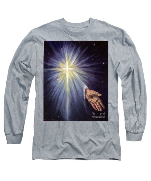 The Gift Of The Saviour Long Sleeve T-Shirt