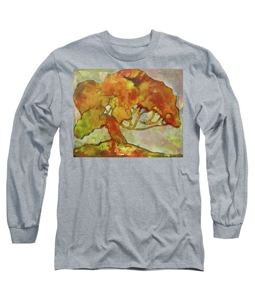 The Giving Tree Long Sleeve T-Shirt by Terry Honstead