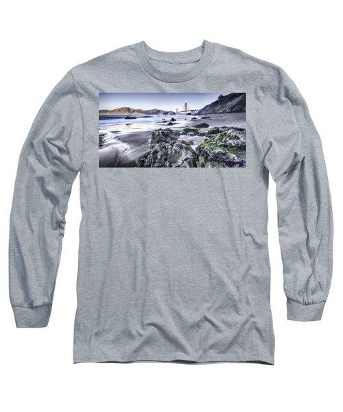 The Golden Gate Bridge Long Sleeve T-Shirt
