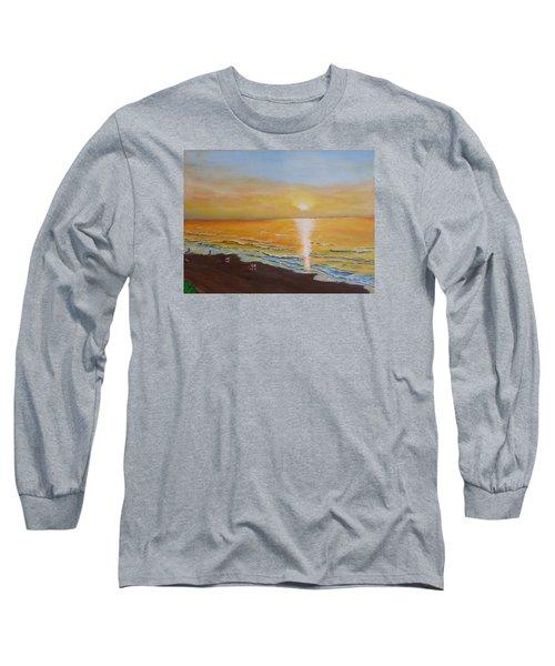 The Golden Ocean Long Sleeve T-Shirt