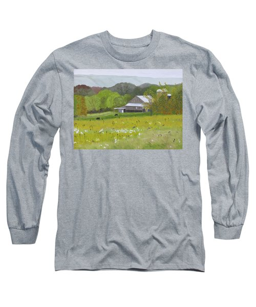 The Golden Rod Is Yellow Long Sleeve T-Shirt