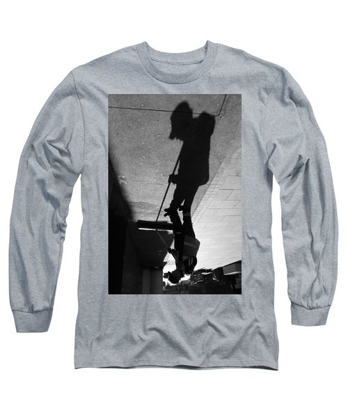 The Grim Sweeper Long Sleeve T-Shirt