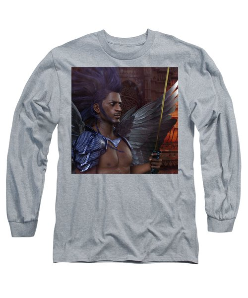 The Guardian 3 Long Sleeve T-Shirt