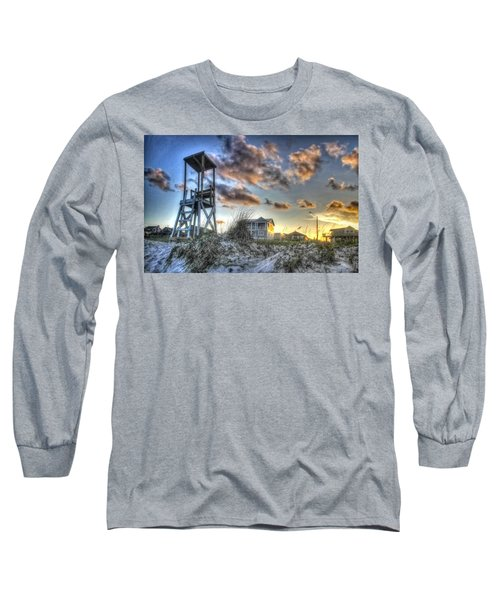The Guardian Long Sleeve T-Shirt by Phil Mancuso