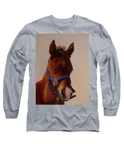 The Halter Long Sleeve T-Shirt