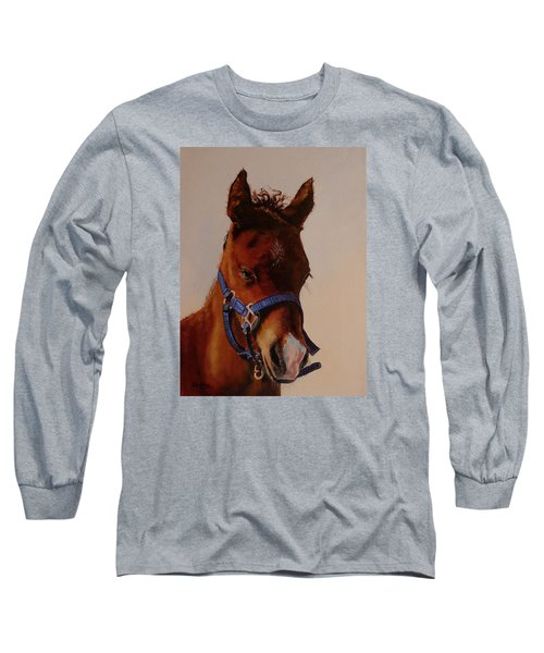 The Halter Long Sleeve T-Shirt