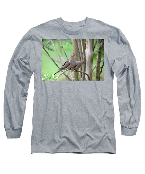 The Happy Couple Long Sleeve T-Shirt