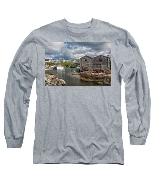 The Harbour Long Sleeve T-Shirt