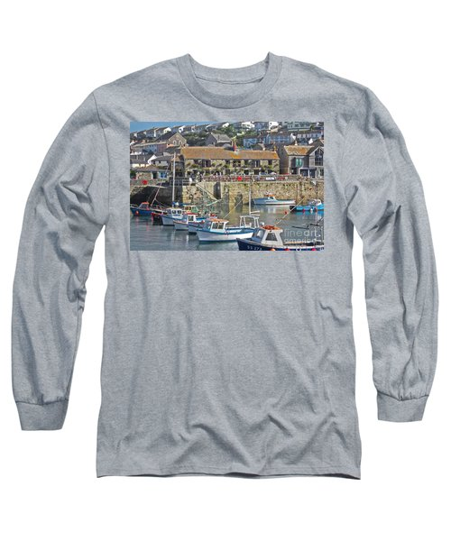 The Harbour Inn Porthleven Long Sleeve T-Shirt