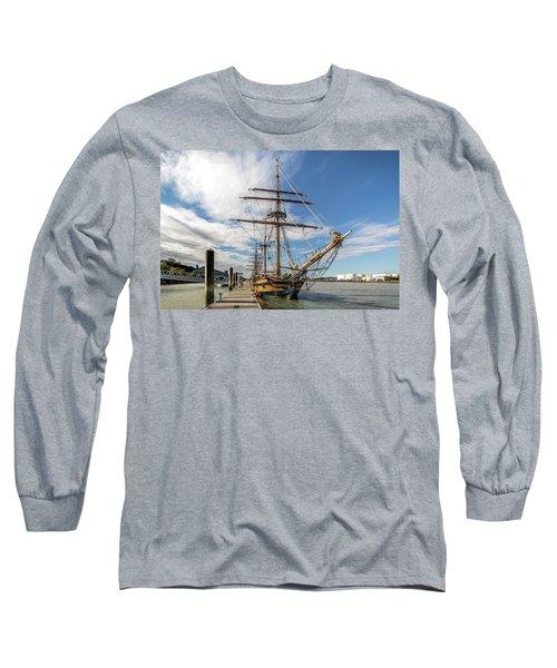 The Hawaiian  Cheiftain Long Sleeve T-Shirt