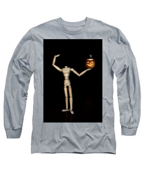 The Headless Woody Long Sleeve T-Shirt by Mark Fuller
