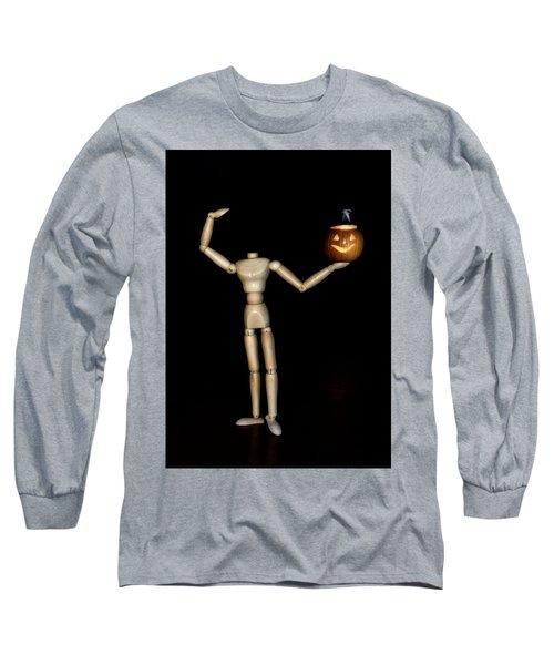 The Headless Woody Long Sleeve T-Shirt