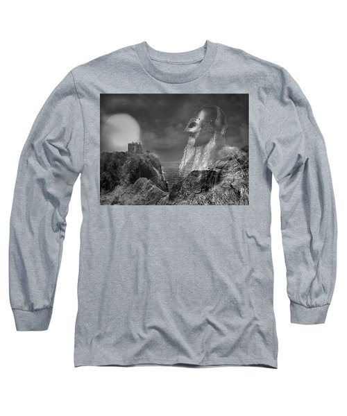 The Heart Of A Warrior Long Sleeve T-Shirt