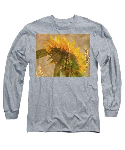 The Heat Of Summer Long Sleeve T-Shirt