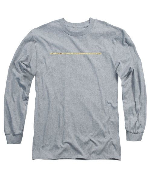 The Hegassen Scroll Long Sleeve T-Shirt