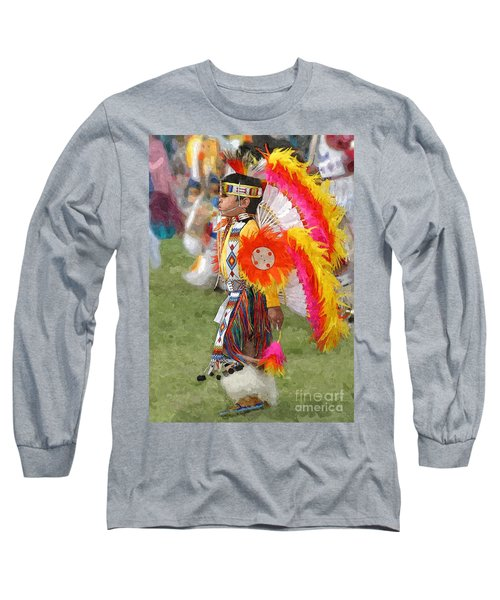 The Heritage Lives On Long Sleeve T-Shirt