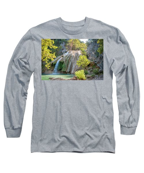 The Hidden Pearl Long Sleeve T-Shirt
