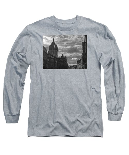 The High Kirk Of Edinburgh Long Sleeve T-Shirt
