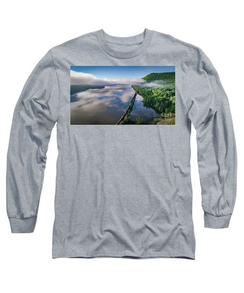 The Highlands Looking South Long Sleeve T-Shirt